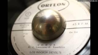 Los Rockin Devils - Venus (1970) - Mexican garage psych
