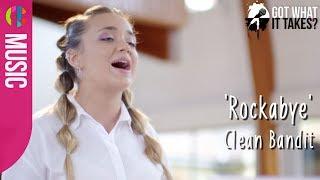 Clean Bandit Rockabye acoustic cover by Lauren Platt