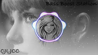 Delicate - Taylor Swift (Bass Boosted)