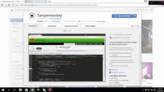 How to install tampermonkey scripts videos / InfiniTube