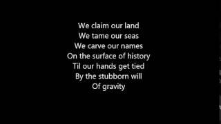 Sleeping At Last - Overture (Lyrics Video)