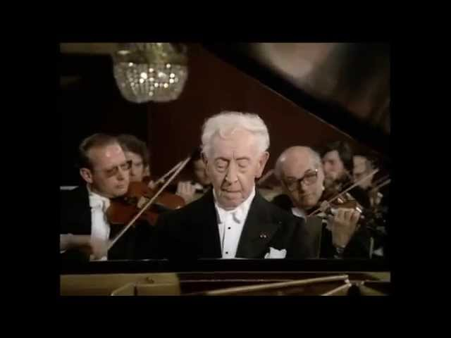 Vídeo de Arthur Rubinstein - Grieg - Piano Concerto in A minor, Op 16