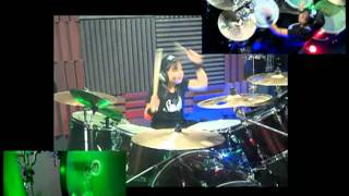 Good Times, Bad Times - Led Zep (Drum cover) by Alexey