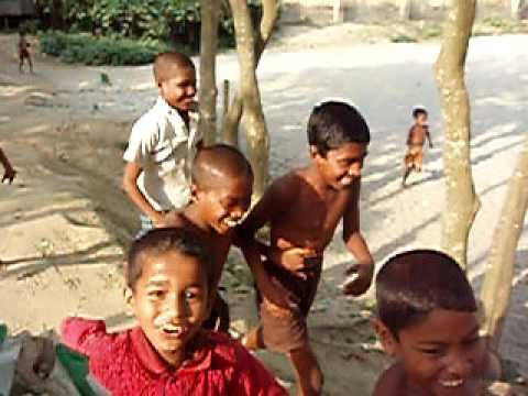 Bangladesh バングラディッシュ 村