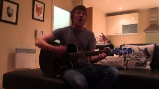 Tom Barrow (The Mantells) - Lets get it on (Marvin Gaye) Cover