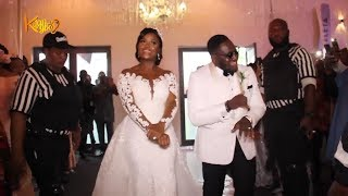 Shaku Shaku Wedding Dance |  Entrance Ever {Nigerian Entertainment}
