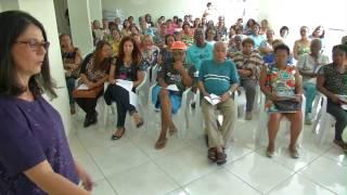 Uaps de Santa Cecília promove oficina de culinária para diabéticos