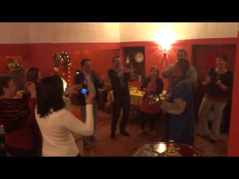New Year Party Morocco 2012-2013 – Hotel Dar Rita in Ouarzazate – part 6