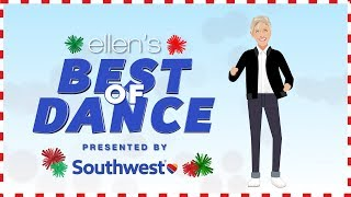 Ellen's Best 12 Days Dancers