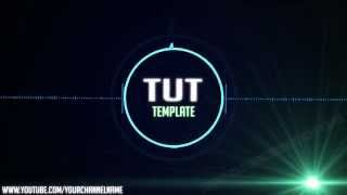 After Effects - Gaming Intro Template #Intro 01 [FREE DOWNLOAD]