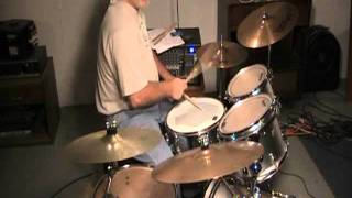 Sam The Sham and The Pharaohs - Wooly Bully - drum cover
