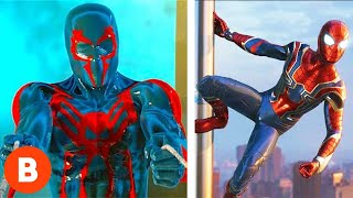 Spider-Man's Best Suits Ranked