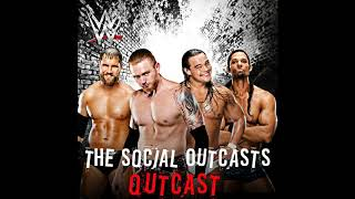 "WWE: (The Social Outcasts) - ""Outcasts"" [Arena Effects+]"