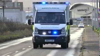 Scottish Ambulance Service - Blues and Twos
