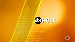 Vinheta do Novo Jornal do SBT Hoje (Jornal Hoje do SBT Alt em 2017)