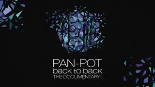 "mobilee back to back - Pan-Pot ""The Documentary!"" TRAILER"