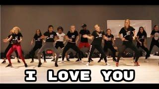 Choreo By Petit Afro    Bibinho De Gaucho - I Love you    Workshop