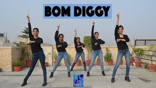 Bom Diggy - Zack Knight ft Jasmin Walia | Beat It Choreography