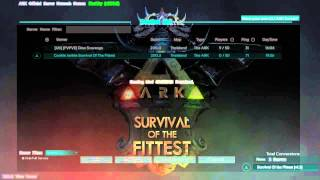 Subscriber Update [ New ARK SOTF Server For YOU!] [CLOSED]