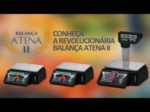 Balança Etiquetadora Ramuza Atena ll 35kg INMETRO