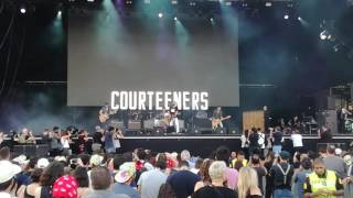 The Courteeners - Intro + Are You In Love With A Notion? (Intro)