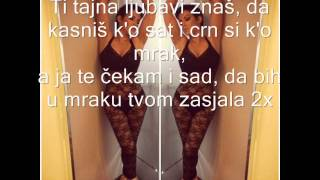 Seka Aleksić- U mraku TEKST