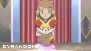 Ash & Serena - Telling The World ( amourshipping )