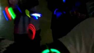 ADL Glow In The Dark Dance- Crazy Lights pt 2