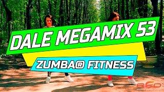 Soldat Jahman & Luis Guisao feat. Kenza Farah - Dale   Zumba Fitness 2017   Mega Mix 53
