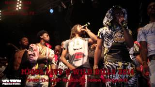 "Migos ""Who The Hell"" at Wild Bills 2014 DJ Holiday & Streetz 94.5FM #Holipalooza"