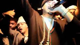 French Montana Feat. Chinx Drugz - Goin In For The Kill (Live)
