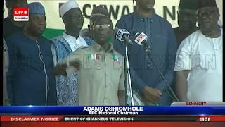President Buhari Leads Campaign Train To Benin City Pt.4 |Live Event|
