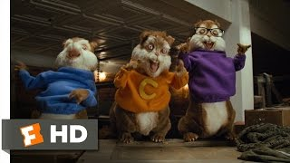 Disaster Movie (6/10) Movie CLIP - Demonic Chipmunks (2008) HD