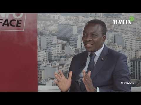 Video : Adedze Kodjo, invité de l'Info en Face spécial FIAD