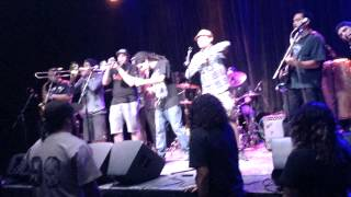 Libertadores - Ruckus Live @ The Observatory Santa Ana Antidoping CD Release Show