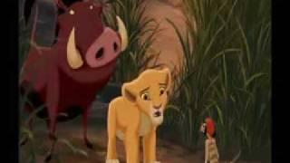 Il re leone 2- doppiaggio ita
