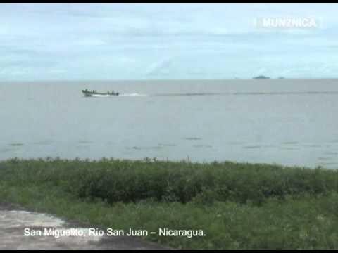 San Miguelito, Río San Juan — Nicaragua