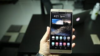 Huawei P8 Max مراجعة جهاز