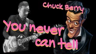 Chuck Berry - You never can tell  (Springsteen style)