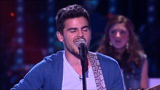 """André Carneiro - """"Canção do Engate"""" António Variações - Tira-Teimas - The Voice Portugal - S2"""