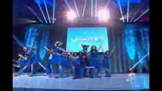 Chiquititas - Remexe Primeira apresentação no Circo Tihanny