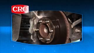 Tech Tip  CRC Industries -- BRAKLEEN Brake Parts Cleaner