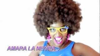 """EL BAILE DE """"AYY"""" (AMARA LA NEGRA)"""