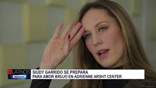 Siudy Garrido se prepara para Amor Brujo