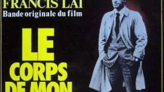 Francis Lai - Ma Ville À Perpétuité (Le Corps De Mon Ennemi OST) - WIP Records 1976