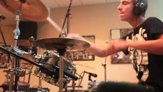 Rage Against The Machine - Testify drum cover