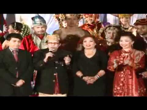 KBRI Dhaka Batik Enchanting Show in Kathmandu Nepal 2011