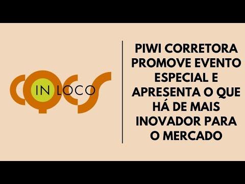 Imagem post: Piwi Corretora promove evento especial e apresenta o há de mais inovador para o mercado