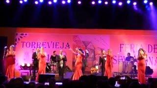 Feria Sevillanas . Raya Real 1 - Torrevieja 6.5.2016
