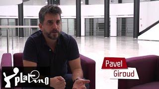 Premios PLATINO 2017 - Pavel Giroud destaca la figura de Camilo Vives